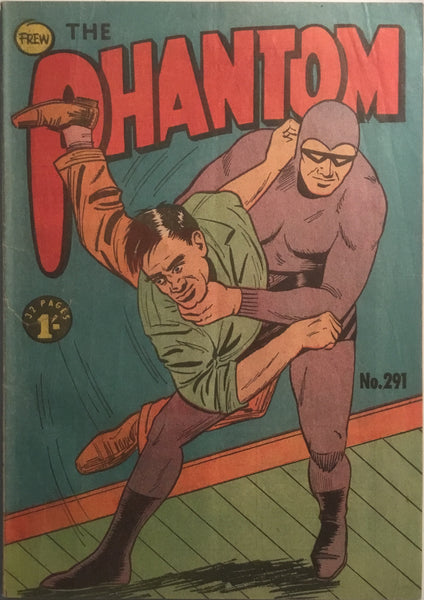 THE PHANTOM #291