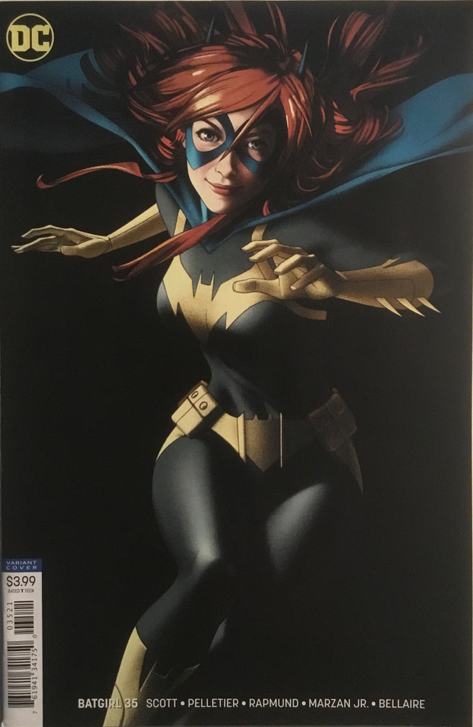 BATGIRL (REBIRTH) #35 MIDDLETON VARIANT COVER