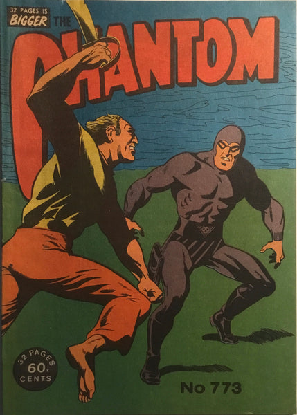 THE PHANTOM # 773