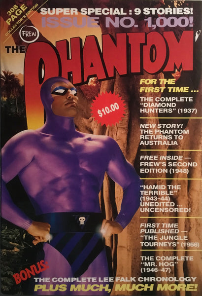 THE PHANTOM #1000