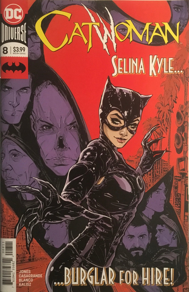 CATWOMAN (2018) # 8