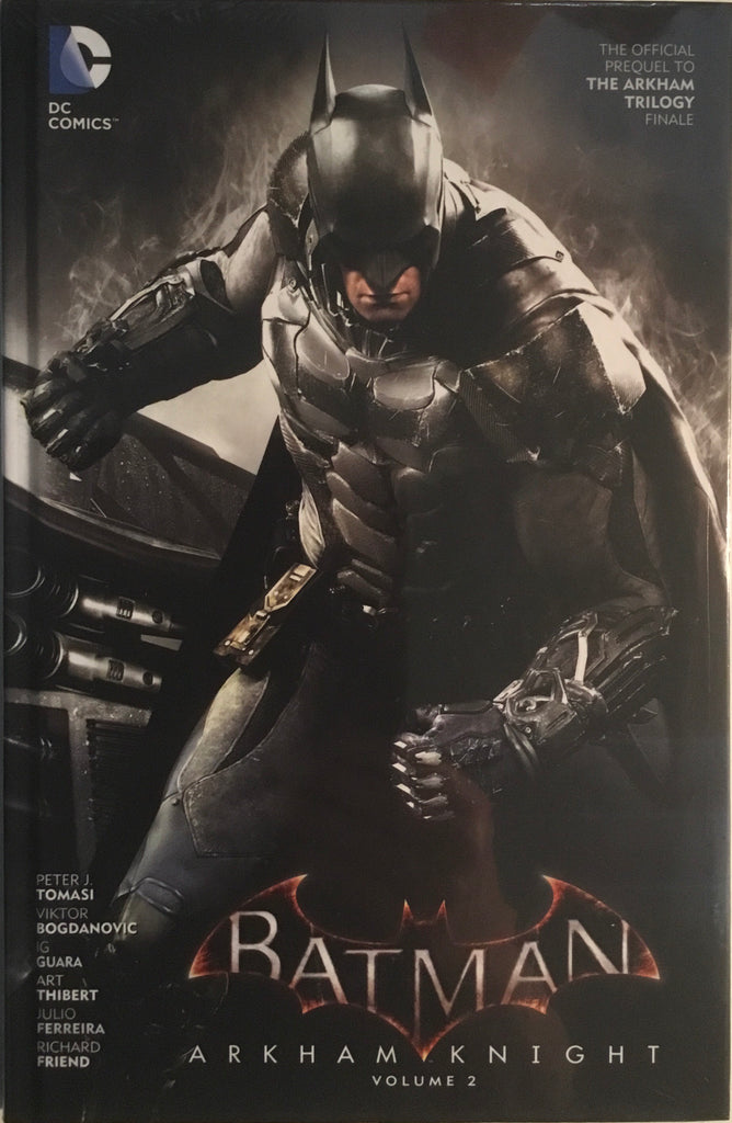 BATMAN ARKHAM KNIGHT VOL 2 HARDCOVER GRAPHIC NOVEL