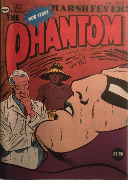 THE PHANTOM #1011