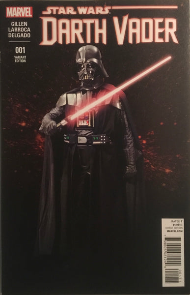 STAR WARS DARTH VADER (2015-2016) # 1 MOVIE 1:15 VARIANT COVER