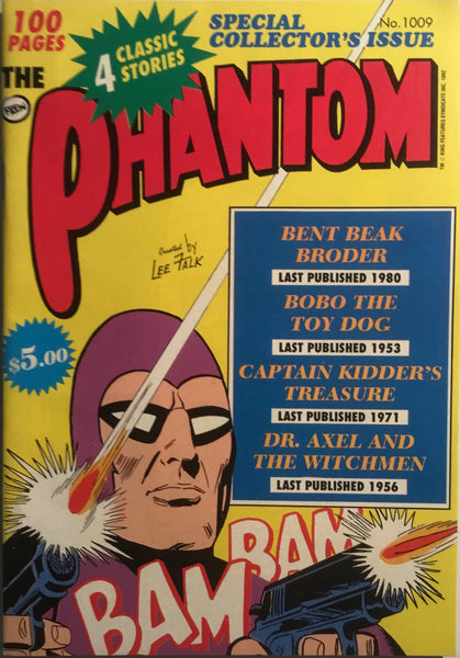 THE PHANTOM #1009