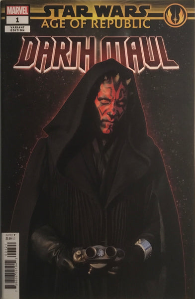 STAR WARS AGE OF REPUBLIC DARTH MAUL # 1 MOVIE PHOTO 1:10 VARIANT COVER