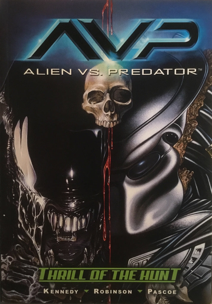 ALIENS VS PREDATOR : THRILL OF THE HUNT