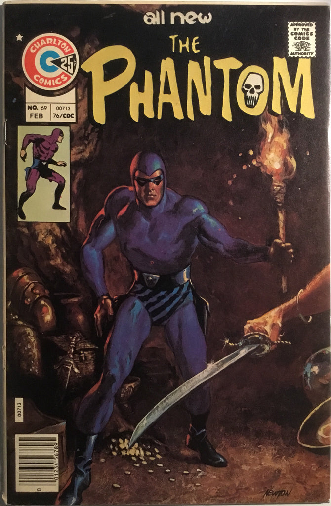 THE PHANTOM (CHARLTON) # 69