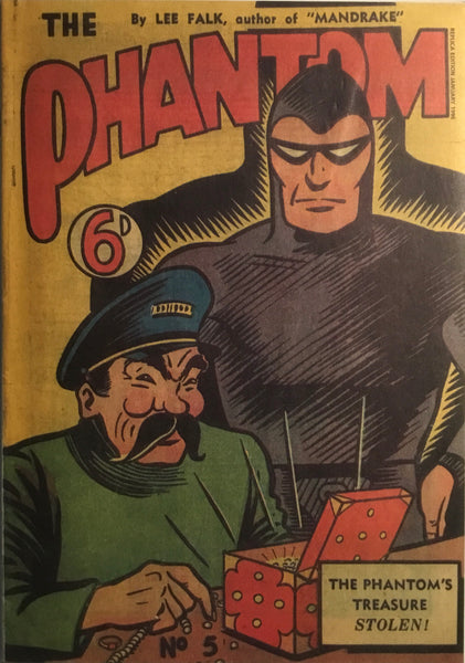 THE PHANTOM #1125