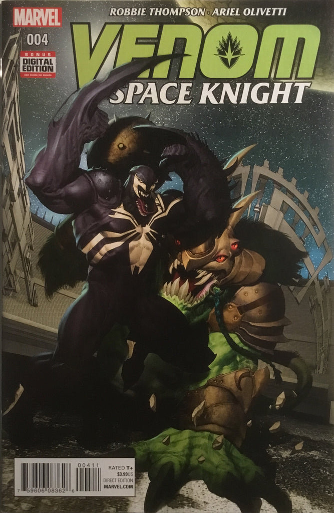 VENOM SPACE KNIGHT # 4