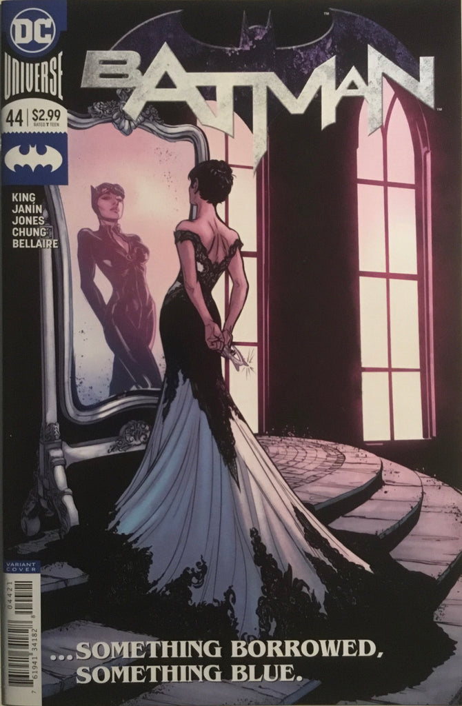 BATMAN (REBIRTH) # 44 VARIANT COVER