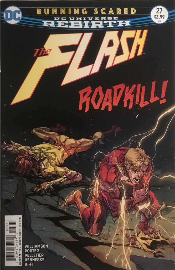 FLASH (REBIRTH) # 27