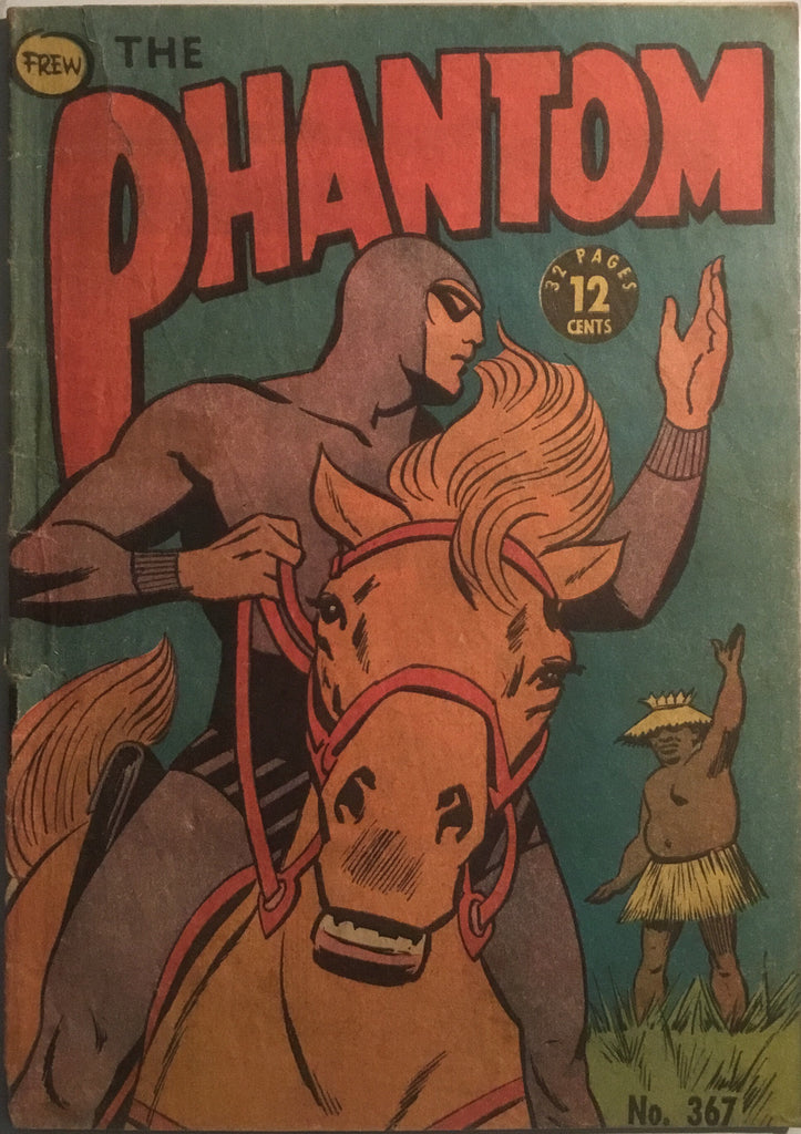 THE PHANTOM #367