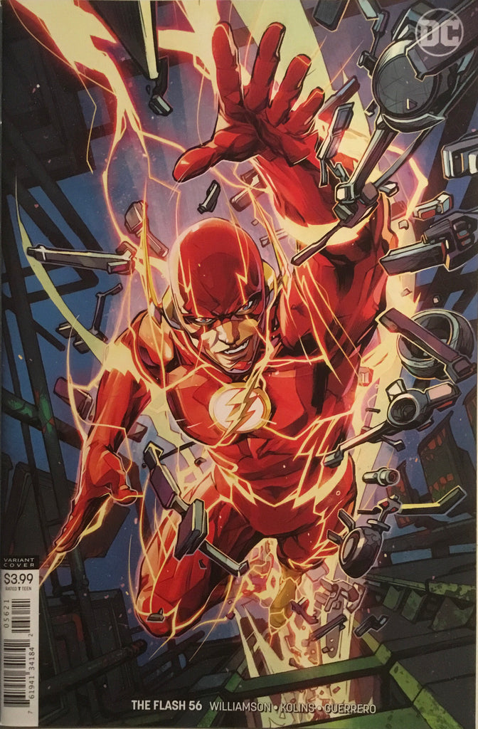 FLASH (REBIRTH) # 56 VARIANT COVER