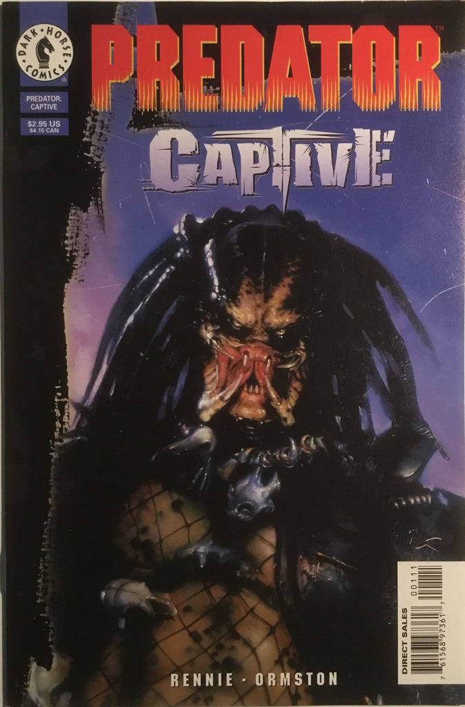 PREDATOR : CAPTIVE ONE-SHOT