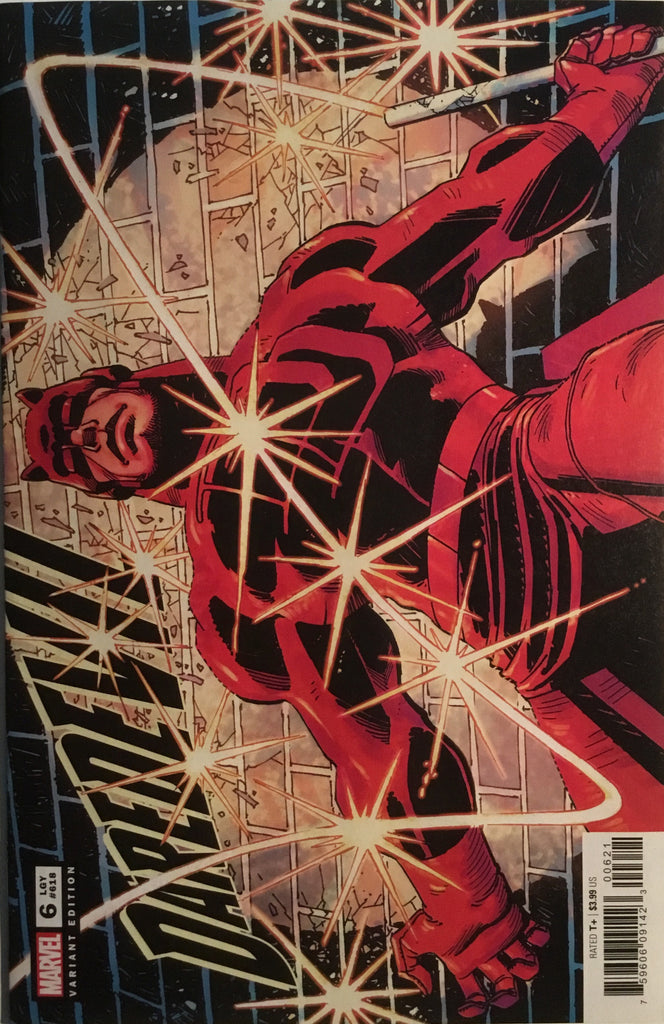 DAREDEVIL (2019) # 6 ROMITA JR. 1:50 VARIANT COVER