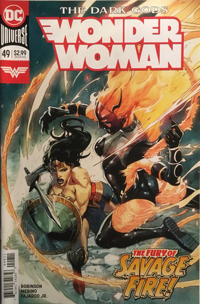WONDER WOMAN (REBIRTH) #49