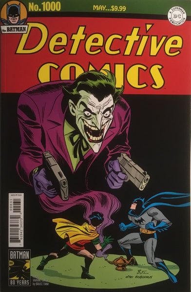DETECTIVE COMICS # 1000 JIM LEE COVER + 9 DECADE COVERS **FREE SHIPPING**