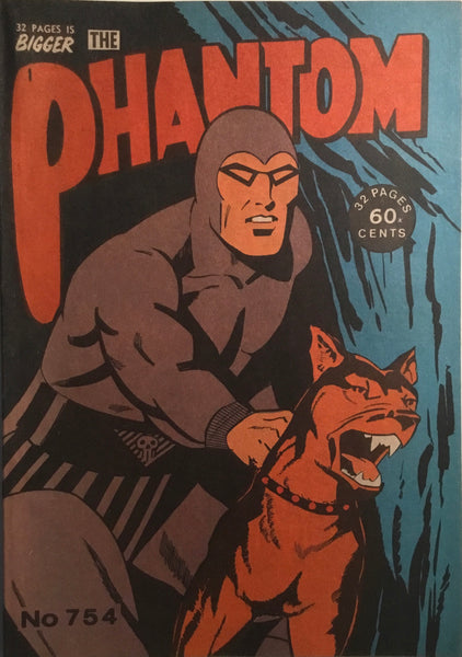 THE PHANTOM # 754