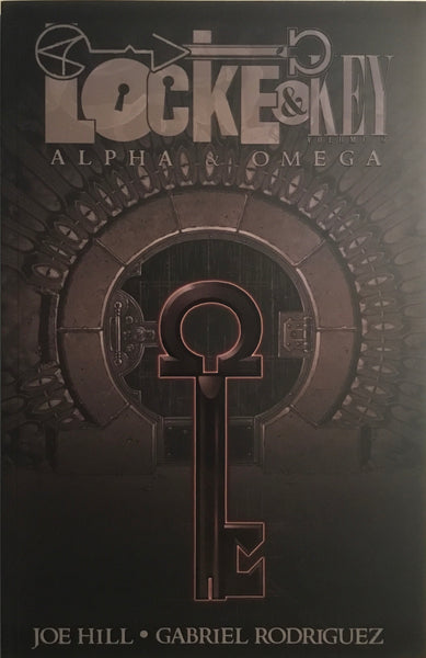 LOCKE AND KEY VOL 6 ALPHA & OMEGA GRAPHIC NOVEL