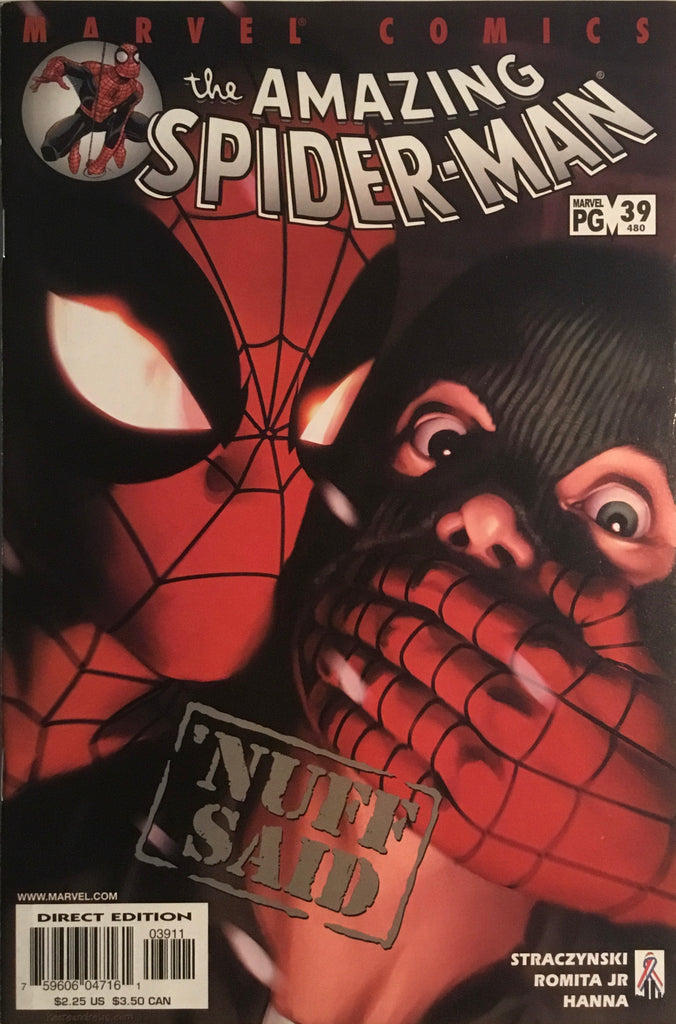 AMAZING SPIDER-MAN (1999-2013) # 39