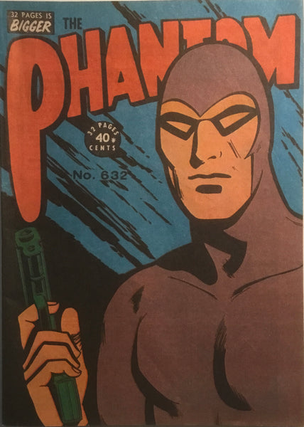 THE PHANTOM # 632