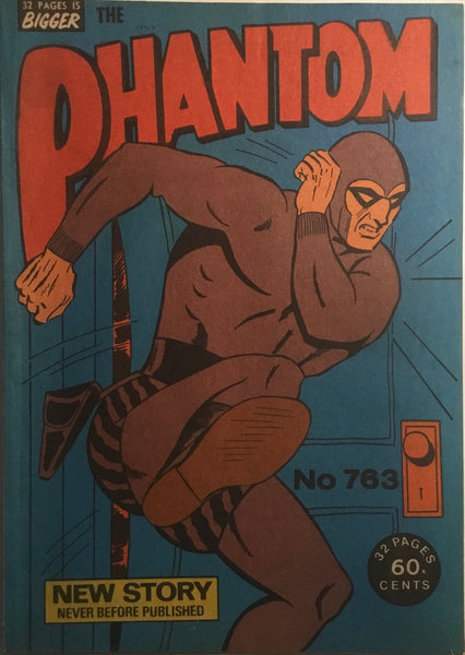 THE PHANTOM # 763