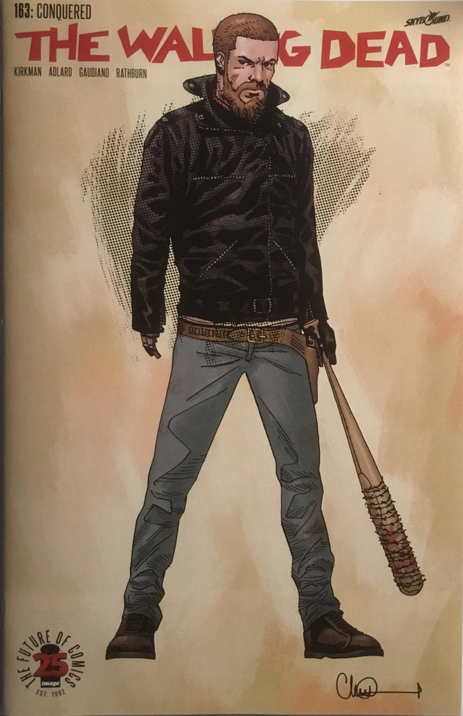 WALKING DEAD # 163 1:200 VARIANT COVER