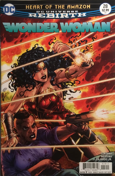 WONDER WOMAN (REBIRTH) #28