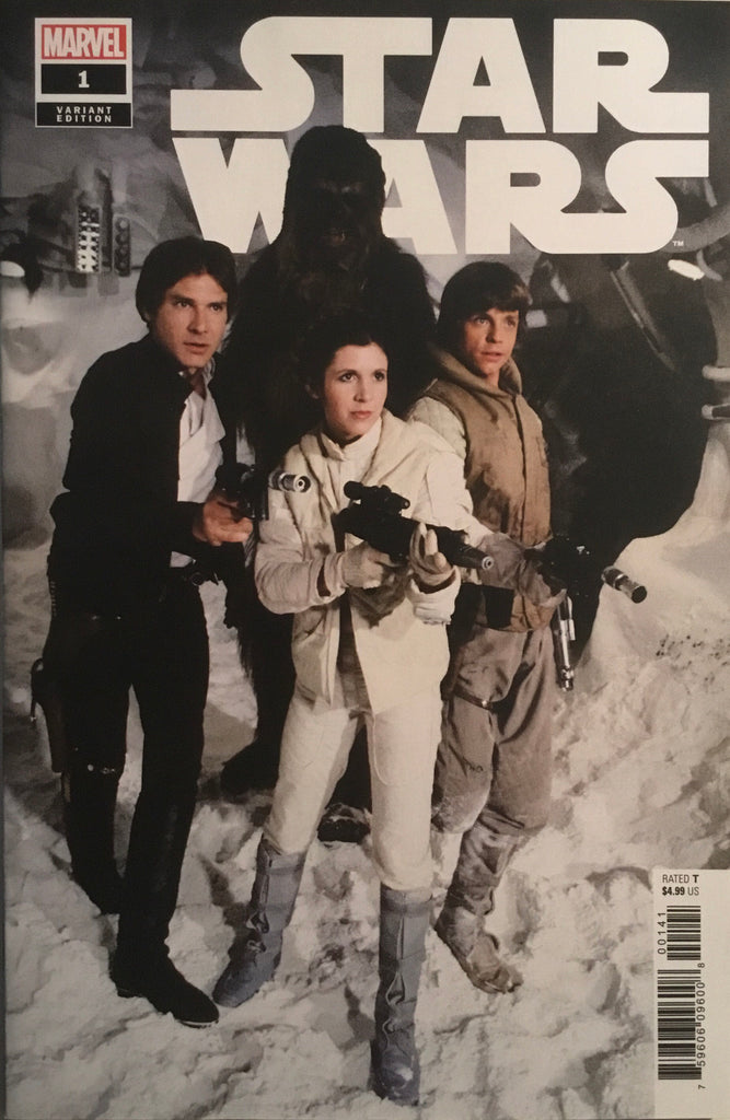 STAR WARS (2020) # 1 MOVIE PHOTO 1:10 VARIANT COVER
