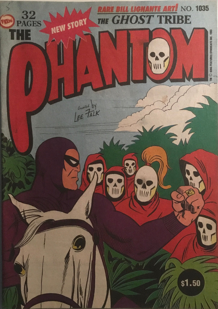 THE PHANTOM #1035
