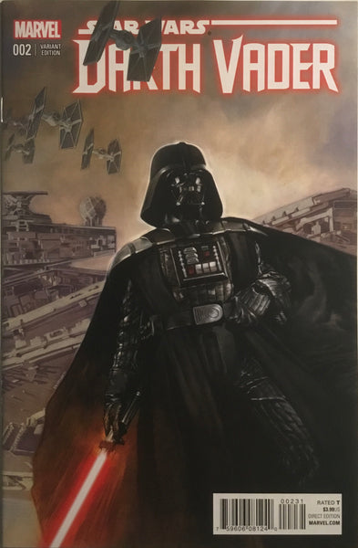 STAR WARS DARTH VADER (2015-2016) # 2 DORMAN 1:25 VARIANT COVER