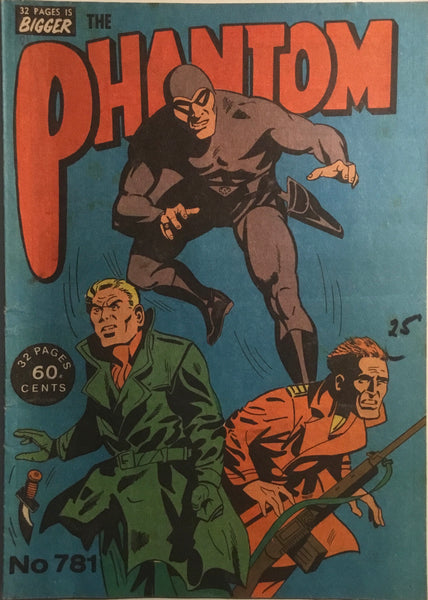 THE PHANTOM # 781