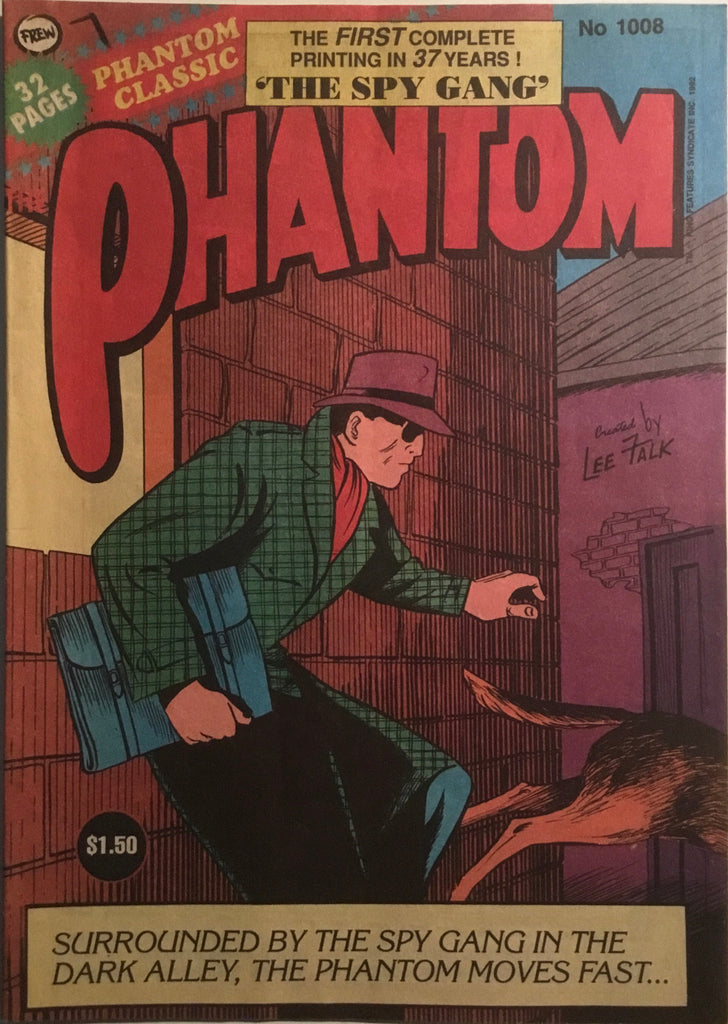 THE PHANTOM #1008