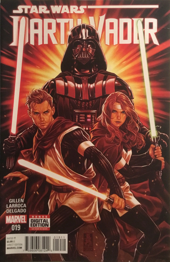 STAR WARS DARTH VADER (2015-2016) #19