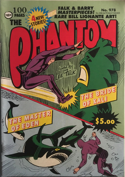 THE PHANTOM # 978