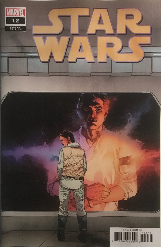 STAR WARS (2020) #12 YU 1:25 VARIANT COVER