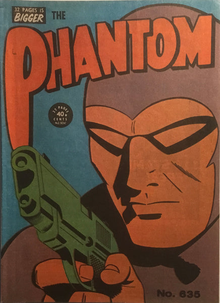 THE PHANTOM # 635