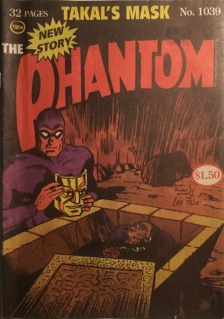 THE PHANTOM #1039