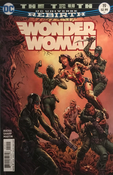 WONDER WOMAN (REBIRTH) #19