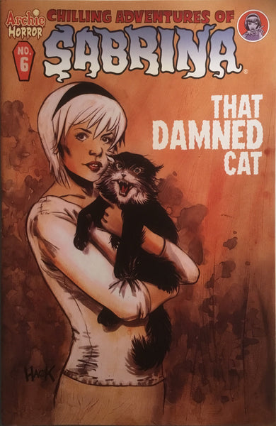 CHILLING ADVENTURES OF SABRINA # 6 (COVER A)