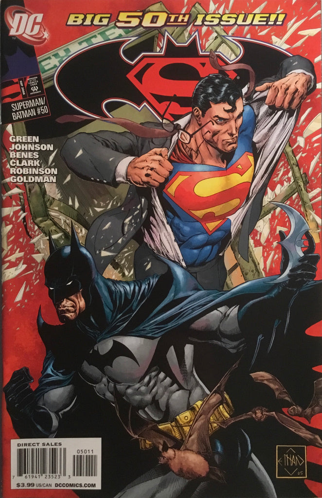 SUPERMAN / BATMAN #50