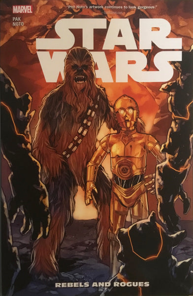 STAR WARS (MARVEL) VOL 12 REBELS AND ROGUES GRAPHIC NOVEL