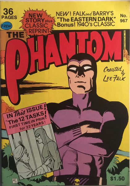 THE PHANTOM # 967