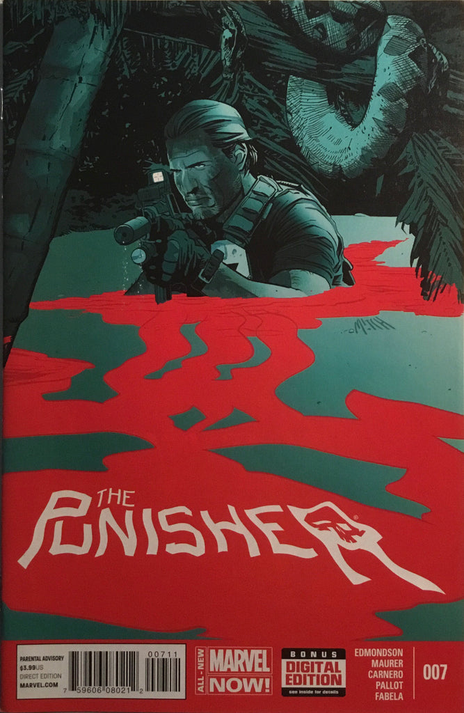 PUNISHER (2014-2015) # 7
