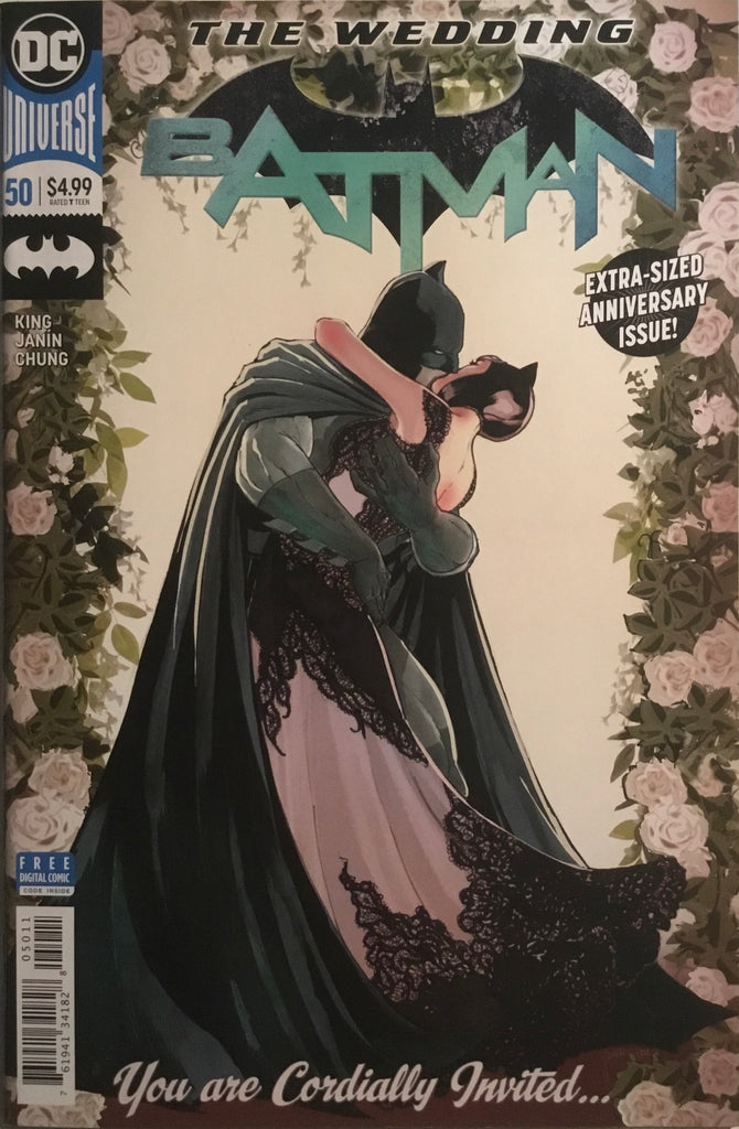 BATMAN (REBIRTH) # 50
