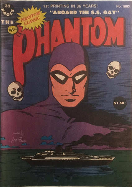 THE PHANTOM #1003