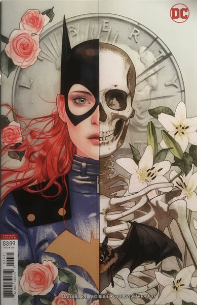 BATGIRL (REBIRTH) # 24 MIDDLETON VARIANT COVER