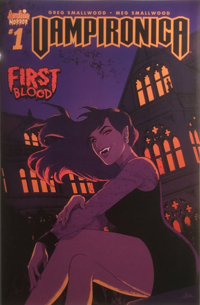 VAMPIRONICA # 1 SET OF 5 VARIANT COVERS