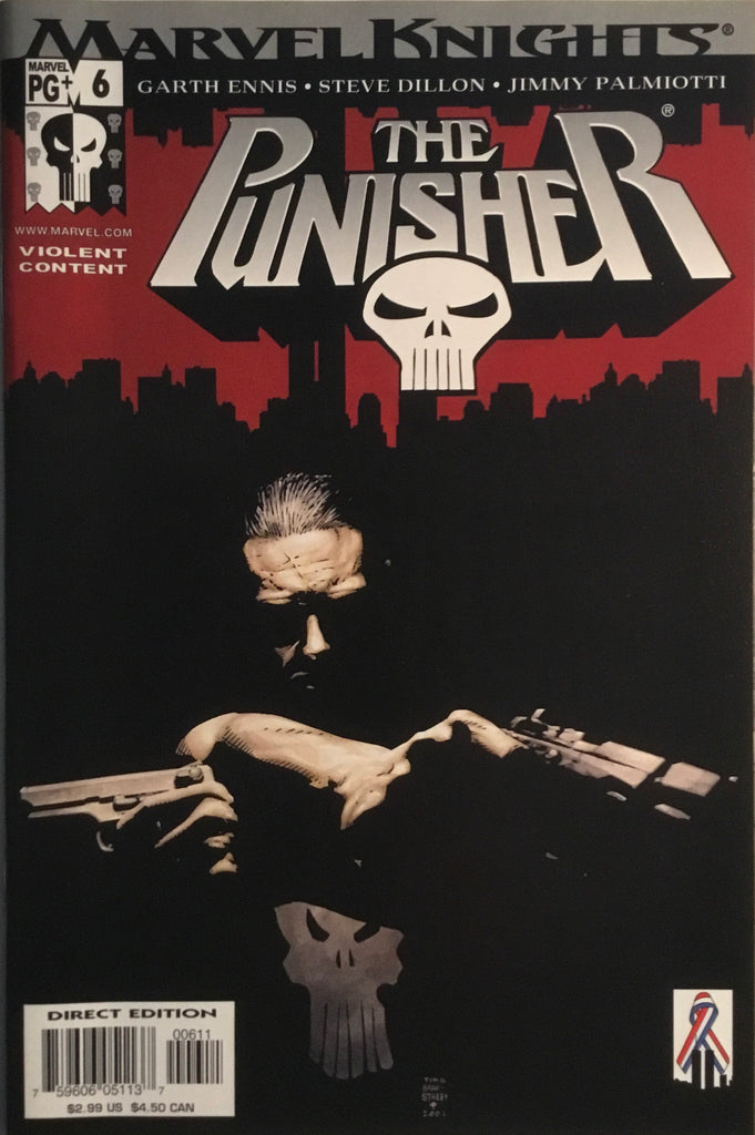 PUNISHER (2001-2004) # 6